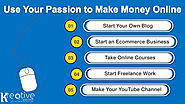 How to Make Money Online – The DIY Guide Try Now
