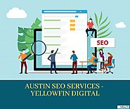Austin SEO Services - YellowFin Digital