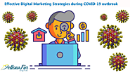 Effective Digital Marketing Strategies during the COVID-19 outbreak | YellowFin Digital