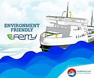 The Green E-Ferry: The Future of The Ship Industry