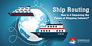 How Will Ship Routing Improve the Shipping Industry in Future