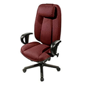 Perch Executive Chair - Large Back with Headrest