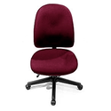 Perch Ergonomic Desk Chair Low Back High Desk