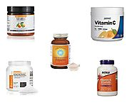 Top 6 Best Pure Vitamin C Powders in 2019