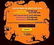Big Halloween Offer in Select Digital Services For Your Business