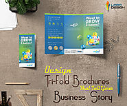 Effective Tri-Fold Brochure Design that Tells a Compelling Story