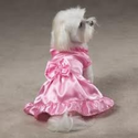 Pretty in Pink Dog Dresses