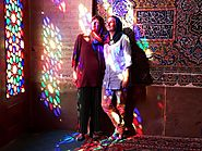 The Pink Mosque (Nasir Al-Molk Mosque), Shiraz This is probably the first image coming to your mind when we talk abou...