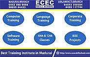 Best Computer Certification Courses in Madurai – IT Training Course Coaching Center in Madurai | Spoken English Coach...