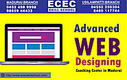 Advanced WEB DESIGNING Training Course in Madurai – IT Training Course Coaching Center in Madurai | Spoken English Co...