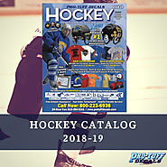 Hockey catalog 2018-19