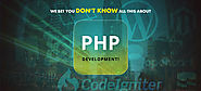 Top PHP Web Development Company