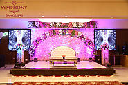 Perfect Venue for ring ceremony in Delhi - Symphony Banquets