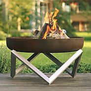 Why You Should Own A Wood Fire Pit
