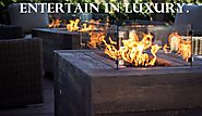 Gas Fire Pit Tables at Manufacturer Prices | Gas Fire Tables