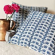 Buy Cotton Cushion Covers Online in india - Houseofekam – House of Ekam