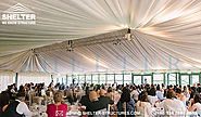 10x10m 20x20m Wedding Canopy Tents Solution for Outdoor Party Reception