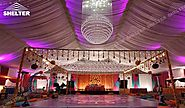 Outdoor Wedding Tents Sales for Exotic Arabia Ceremony From Supplier