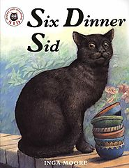 Six Dinner Sid by Inga Moore - Books - Hachette Australia