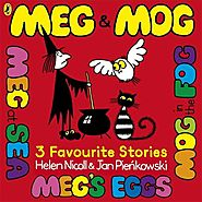 Meg And Mog by Helen Nicoll - Penguin Books Australia
