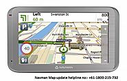 Navman Map Updates Support Phone Number +61-1800-215-732