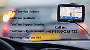 TomTom Map Updates Australia