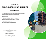 Causes Of Head Injuries During Construction Work – Dan matrafajlo – Medium