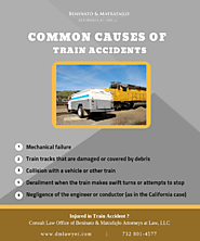 Conman Causes of train accident | edocr
