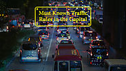 Must Know Traffic Rules in the Capital | Stillbon Articles