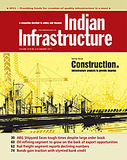 Indian Infrastructure Magazine | Infrastructure Magazine India