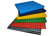 Top industrial application and advantages of FRP Grating in India