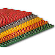 Get the various types and advantages of GRP Gratings