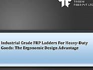 Get all information about the FRP ladder