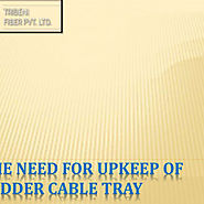 All information about the FRP Ladder tray