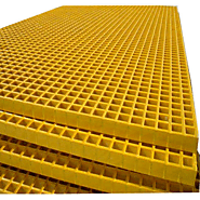 Why important Durability and efficiency in molded fiberglass grating?