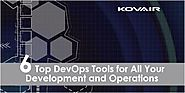 Best DevOps tools work easily with the best features.