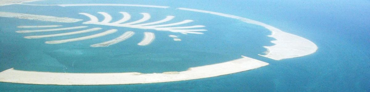 Headline for Surprising Facts of Dubai Palms Island - The Secrets behind Dubai's Ambitious Island