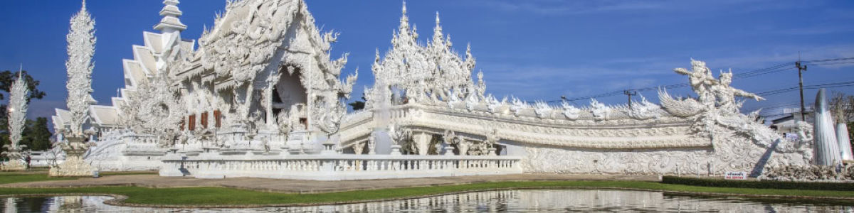 Headline for Top 10 Places to Visit in Chiang Rai - One of the Oldest Settlements in Thailand