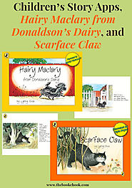 The Book Chook: Children's Story Apps, Hairy Maclary from Donaldson's Dairy and Scarface Claw