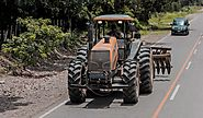 I Was Involved in an Accident With Farm Equipment or a Tractor. What Should I Do?