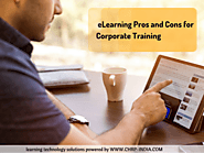 eLearning Advantgaes and Disadvantages for Corporate Training
