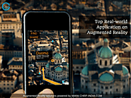 Top 6 Real-world Augmented Reality application | CHRP INDIA