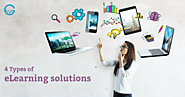 4 Types of Effective eLearning Solutions | CHRP INDIA Pvt. Ltd.