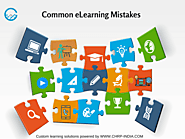 Common mistakes companies make while developing their eLearning content