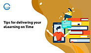Tips for delivering your eLearning Solutions on Time - CHRP-INDIA