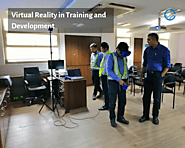 Virtual Reality in Training and Development
