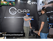 Virtual Reality Training and Development | CHRP-INDIA Pvt. Ltd.