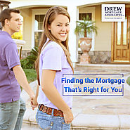 Get Mortgage Consultation at Drew Mortgage Associates
