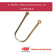 U-Bolts manufacturers in Ludhiana | Auto Parts - Sharman Ji Impo Expo