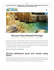 PPT - Plan your Trip to Beautiful Portugal PowerPoint Presentation - ID:7897277